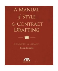 DRAFTING CLEARER CONTRACTS